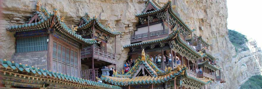 monastères chinois