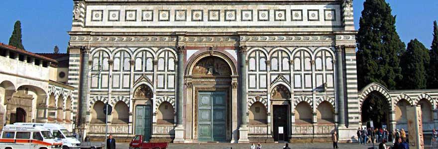 les édifices de la Renaissance à Florence