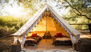 Séjour camping