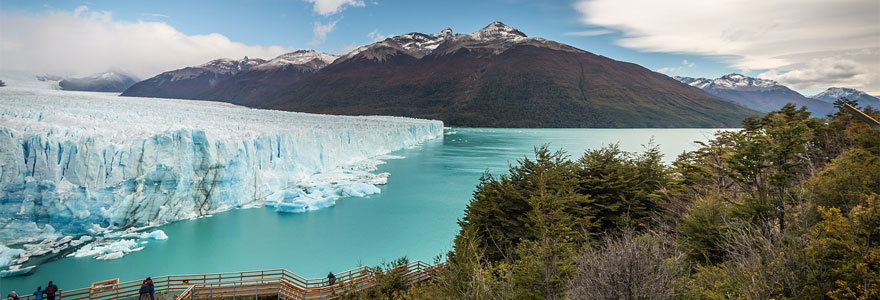 Visiter Le Périto Moreno en Patagonie