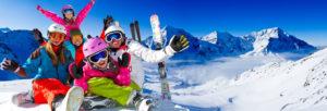 Vacances et week-ends à la neige au coeur des Alpes