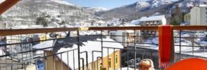 ski de fond dans les Pyrénées